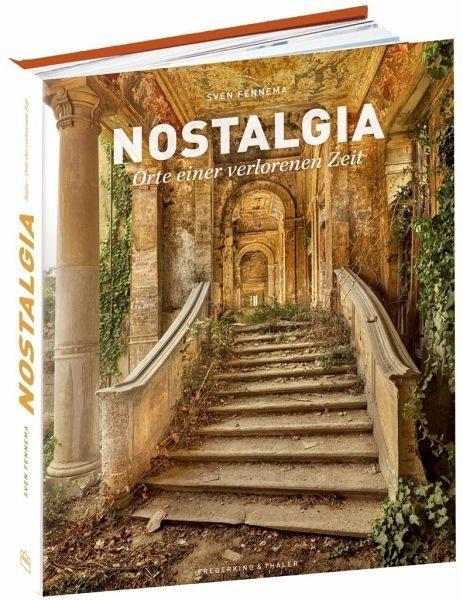 Buch mit Leinen-Einband »Nostalgia«