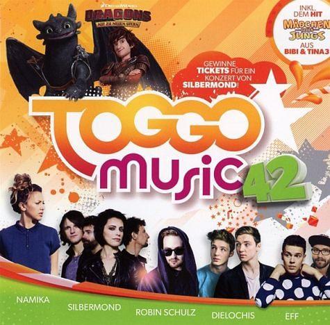Audio CD »Various: Toggo Music 42«