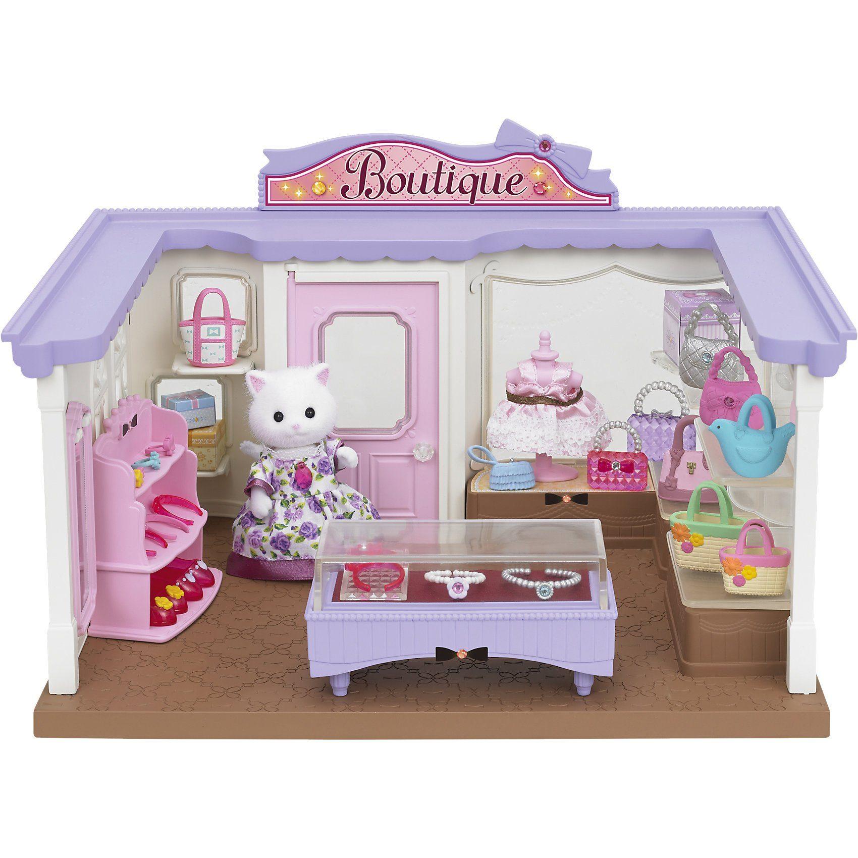 Epoch Traumwiesen Sylvanian Families Boutique Puppenhauszubehör