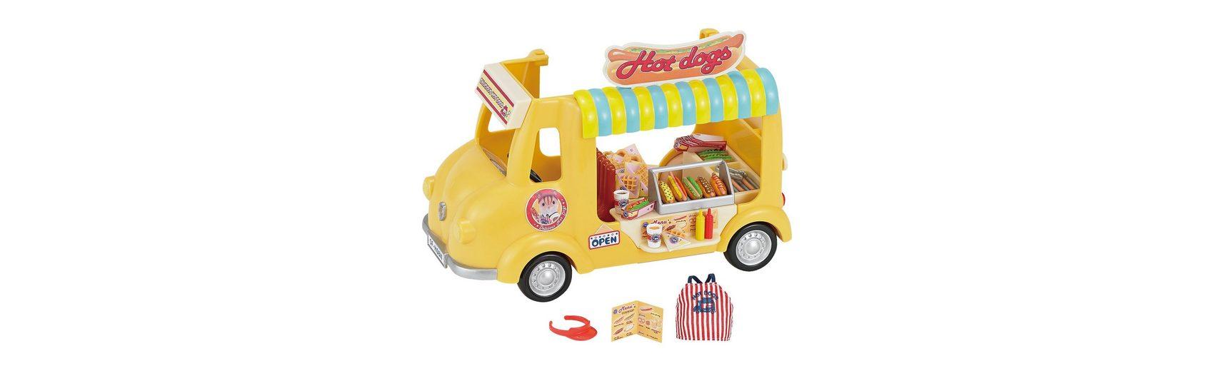 Epoch Traumwiesen Sylvanian Families Hot Dog Wagen