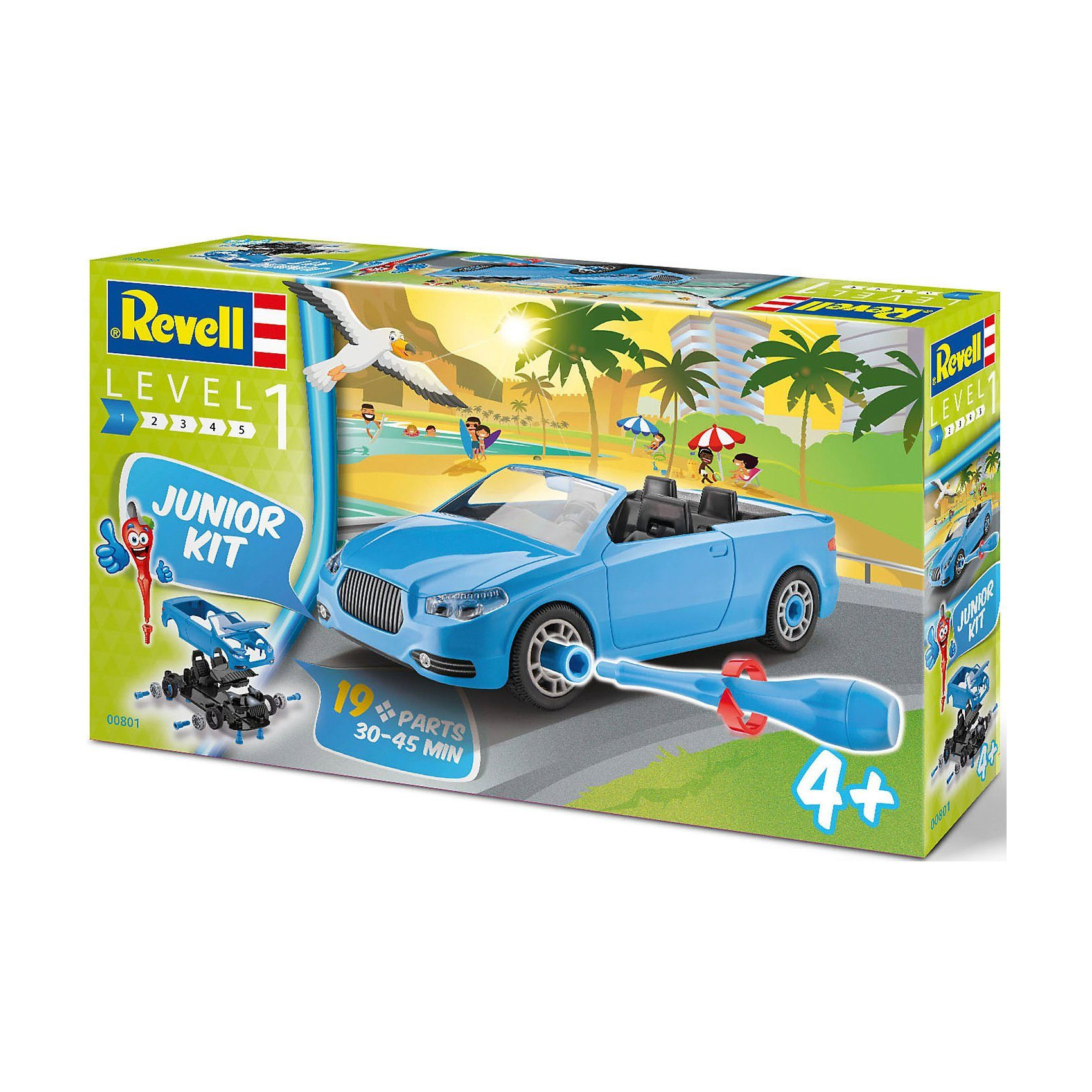 Revell® Junior Kit - Roadster