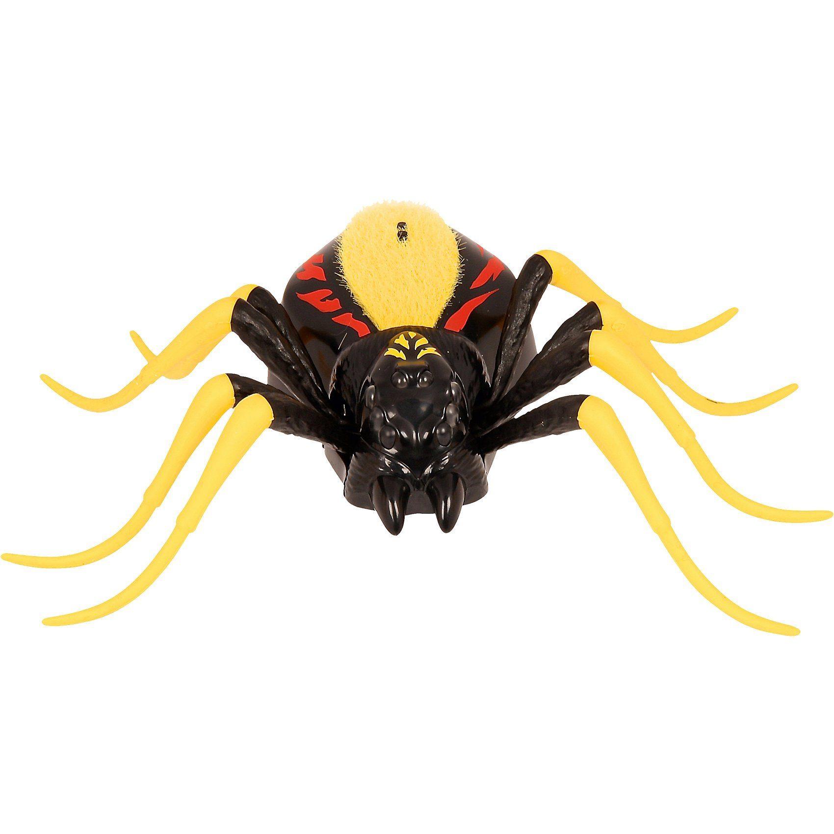 BOTI WILD PETS Serie 2 - Spinne schwarz/gelb