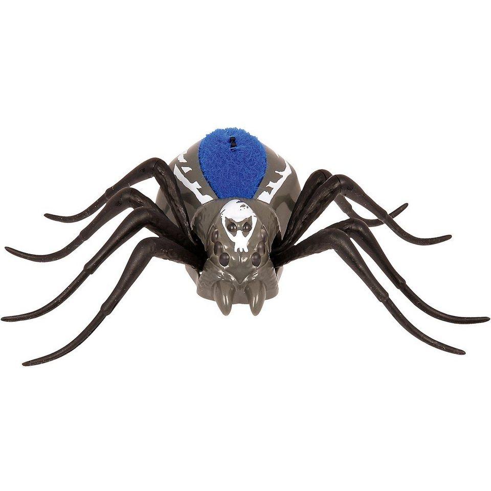 BOTI WILD PETS Serie 2 - Spinne grau/blau