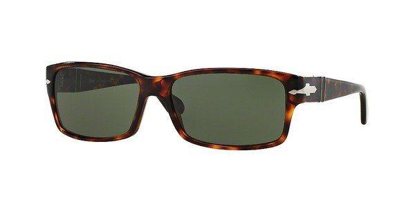 Persol Herren Sonnenbrille » PO2803S« in 24/31 - braun/grün