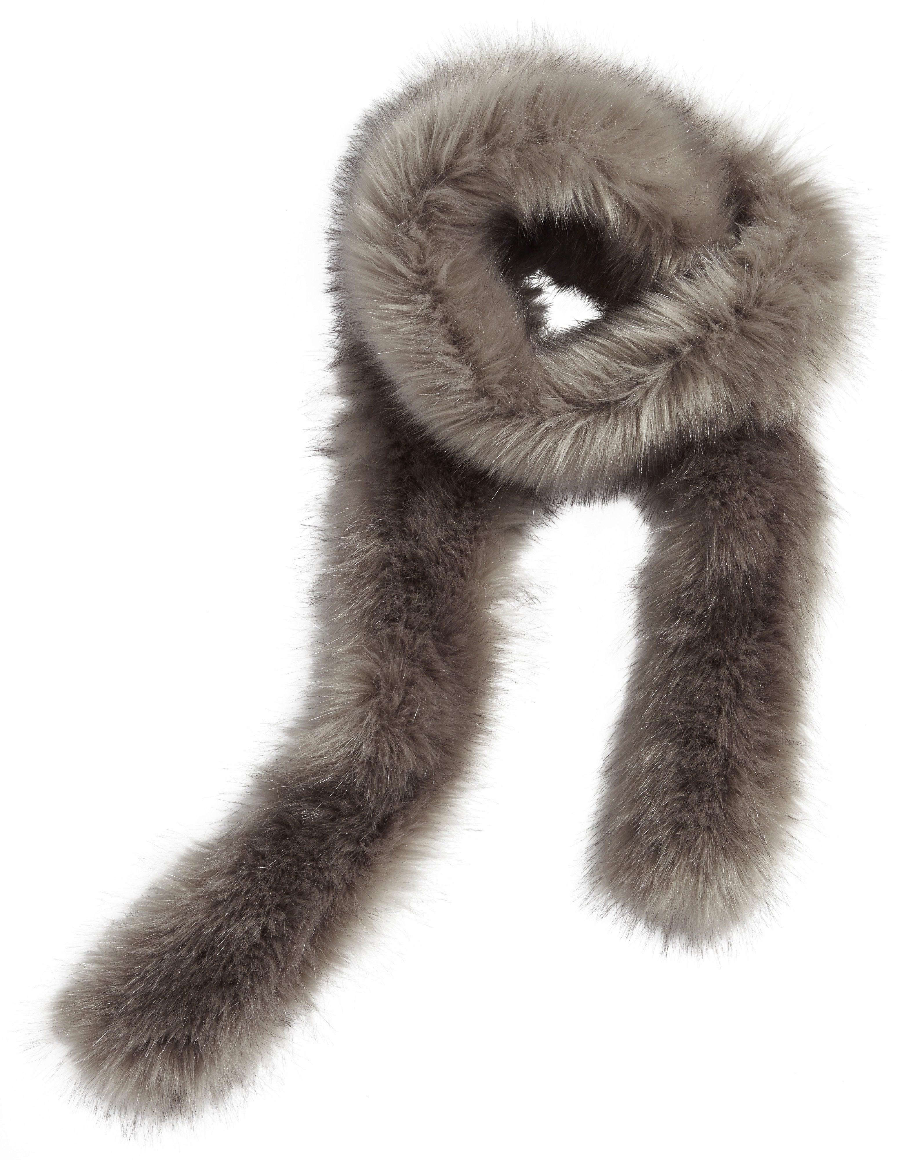 Loevenich Schal aus Fake-Fur