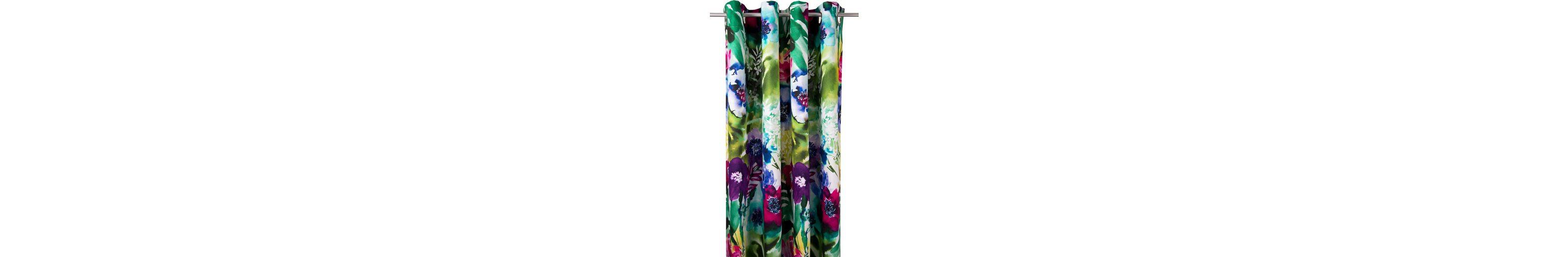 Vorhang, Tom Tailor, »Botanical Flowers« (1 Stück)