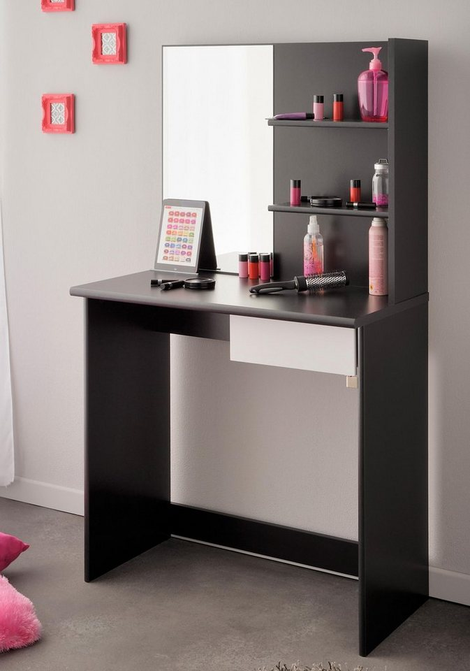 parisot schminktisch pimpante online kaufen otto. Black Bedroom Furniture Sets. Home Design Ideas