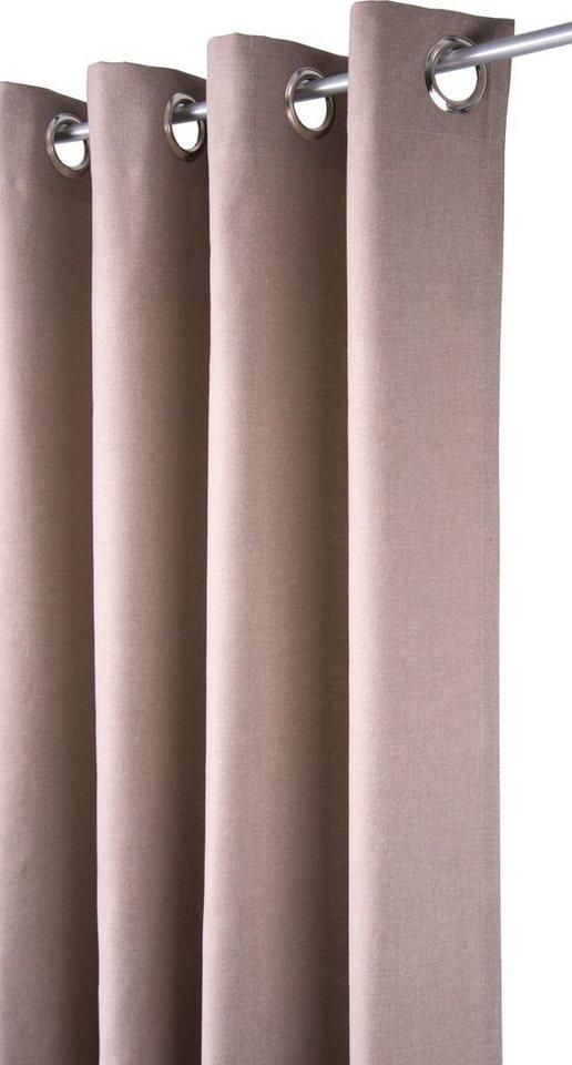vorhang natural tom tailor sen 1 st ck otto. Black Bedroom Furniture Sets. Home Design Ideas
