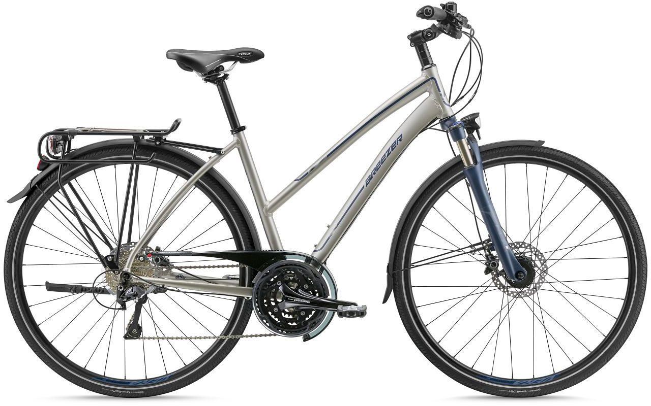 BREEZER Bikes Trekkingrad »Liberty 2S+«, Shimano
