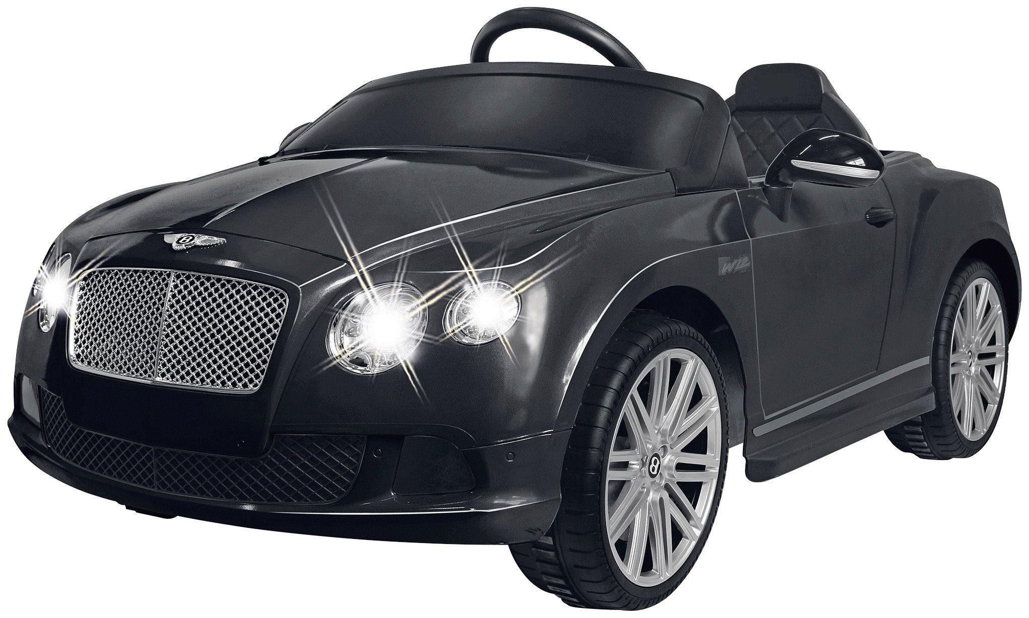 JAMARA KIDS Elektroauto »Ride-on Bentley GTC«, schwarz, inkl. Fernsteuerung