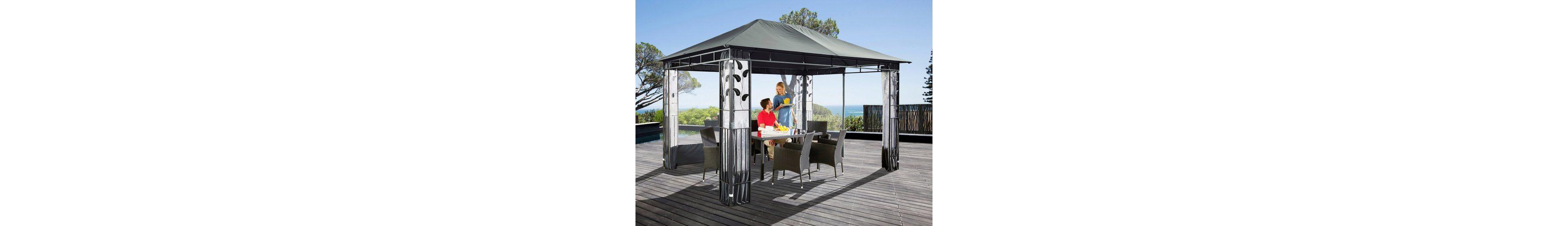 Ersatzdach für Pavillon »Blätter« (3 x 4 m)
