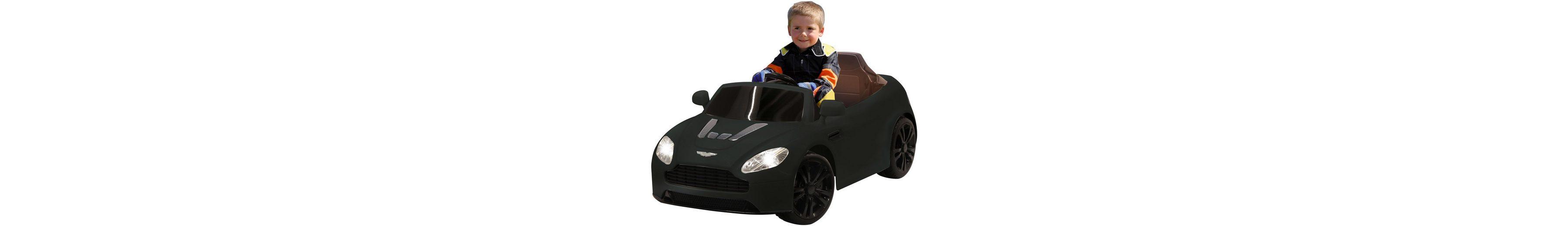 Elektro Kinderauto »ARide-on Aston Martin Vantage« 2,4 GHz, schwarz