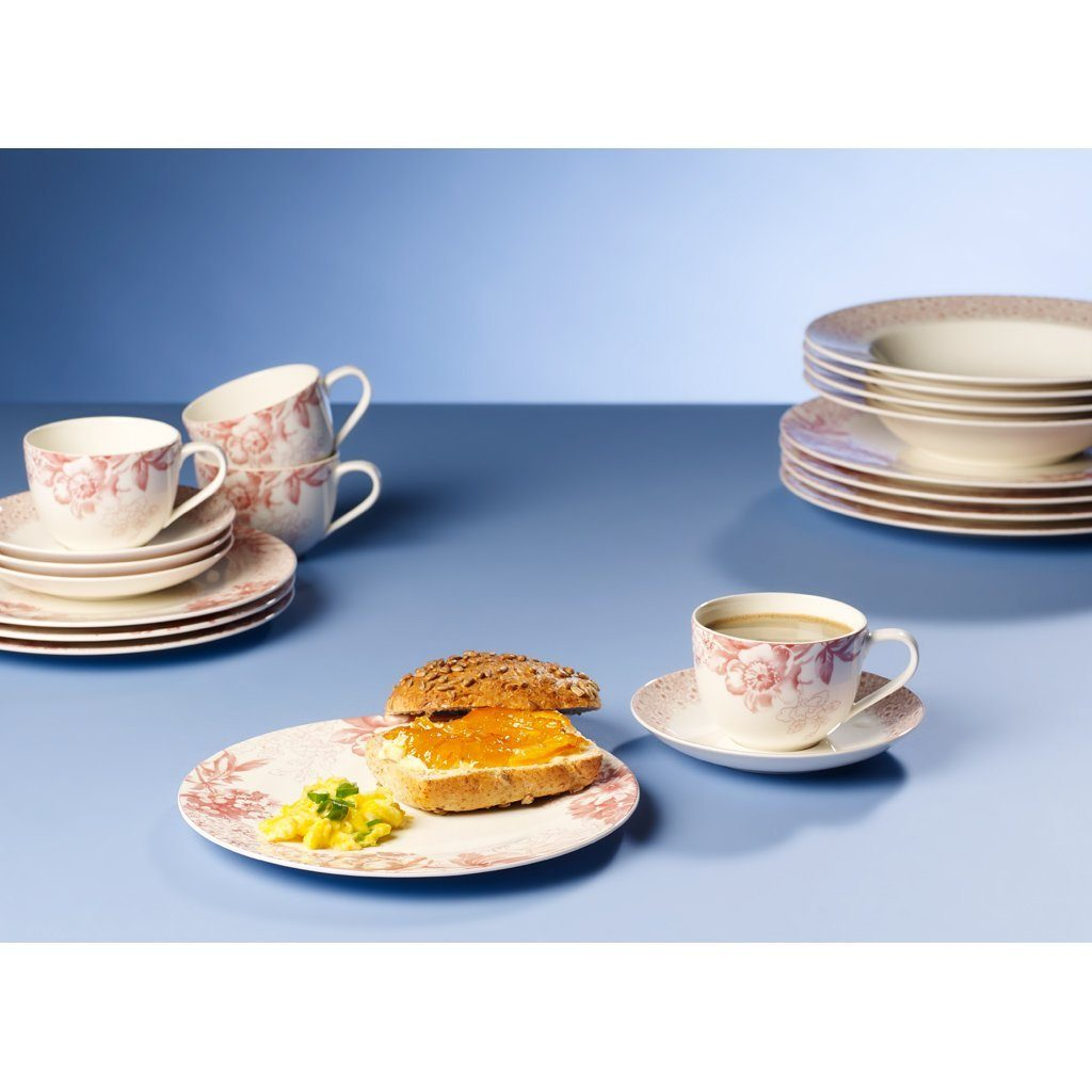 Villeroy & Boch Basic Set 20tlg. »Floreana Red«