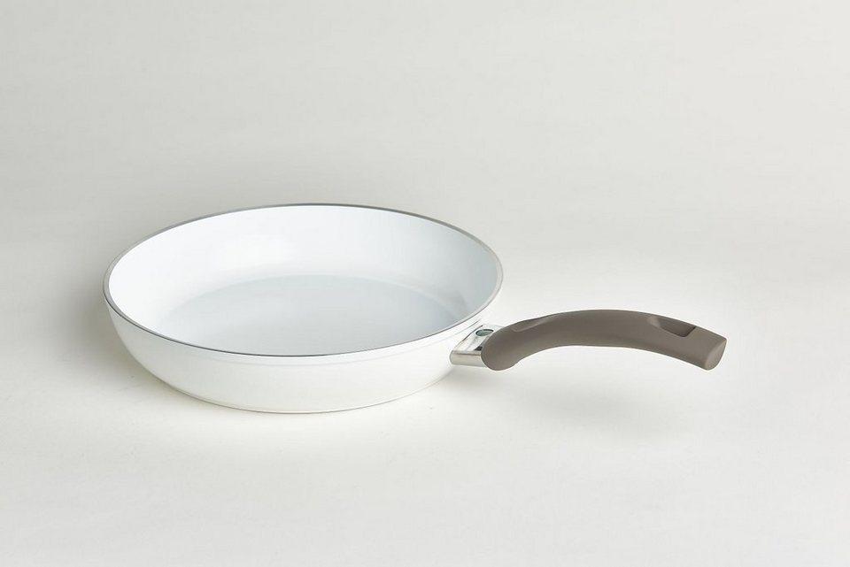 Ballarini Bratpfanne flach »Viterbo« in Weiß