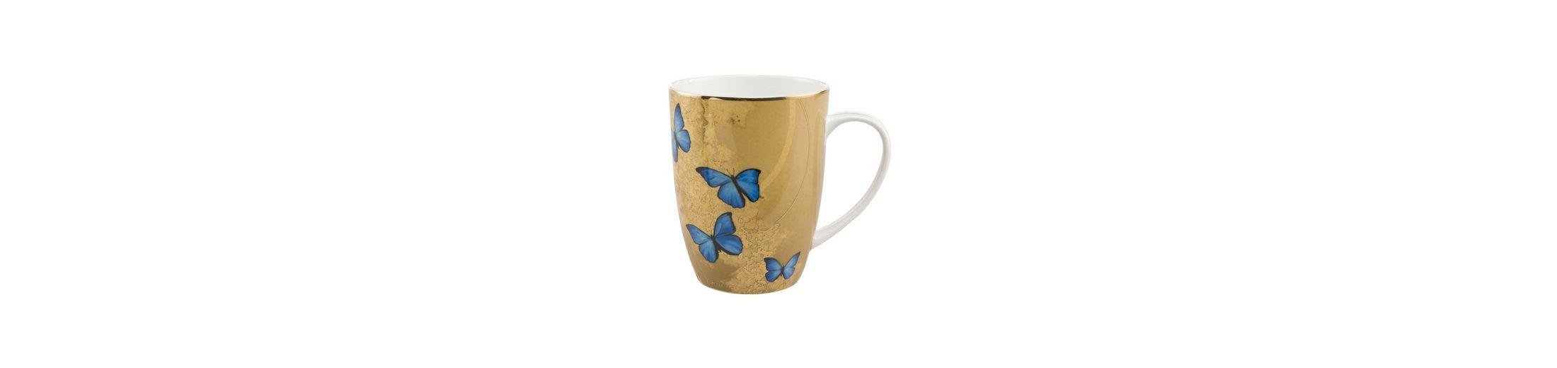 Goebel Blue Butterflies - Künstlerbecher »Artis Orbis«
