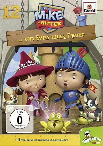 DVD »Mike, der Ritter... und Evies neuer Freund«