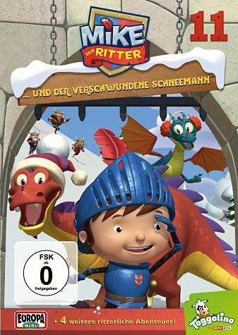DVD »Mike, der Ritter... und der verschwundene...«