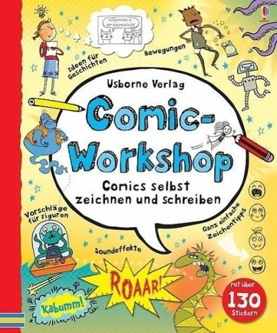 Gebundenes Buch »Comic Workshop«