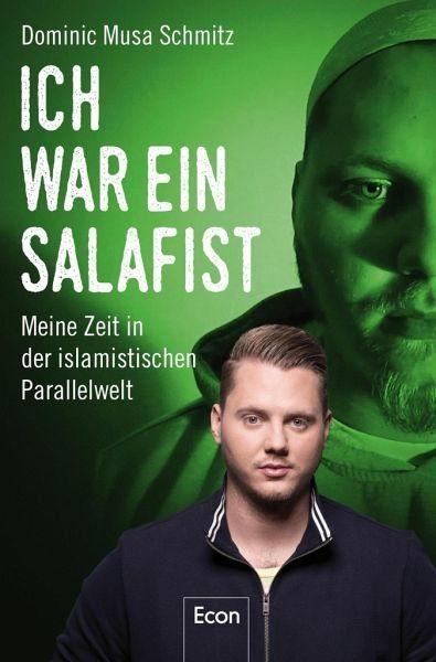Broschiertes Buch »Ich war ein Salafist«