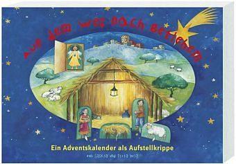Kalender »Auf dem Weg nach Betlehem«