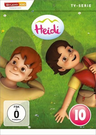 DVD »Heidi - DVD 10«