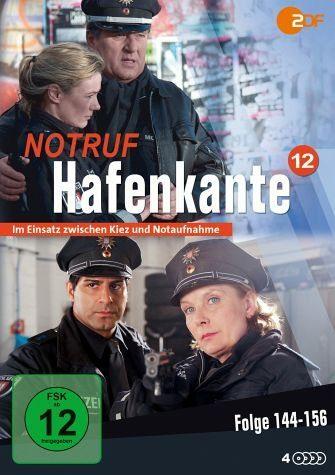 DVD »Notruf Hafenkante 12, Folge 144-156 (4 Discs)«
