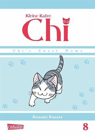 Broschiertes Buch »Kleine Katze Chi / Kleine Katze Chi Bd.8«