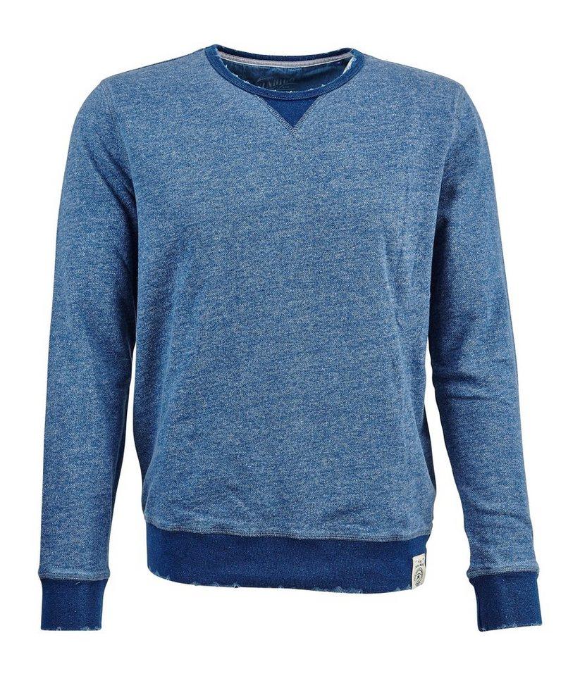 Pepe Jeans Pullover »BROOKFIELD« in blau