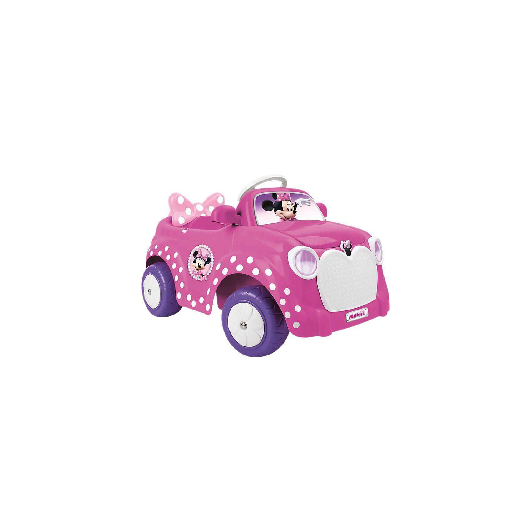 Feber Elektrofahrzeug Minnie Car 6V RC