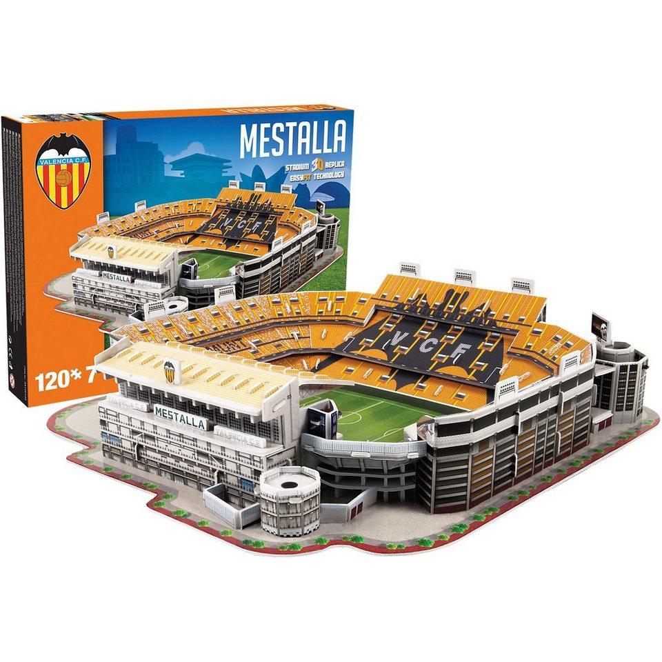 Giochi Preziosi 3D Stadion-Puzzle Estadio Mestalla Valencia 120 Teile