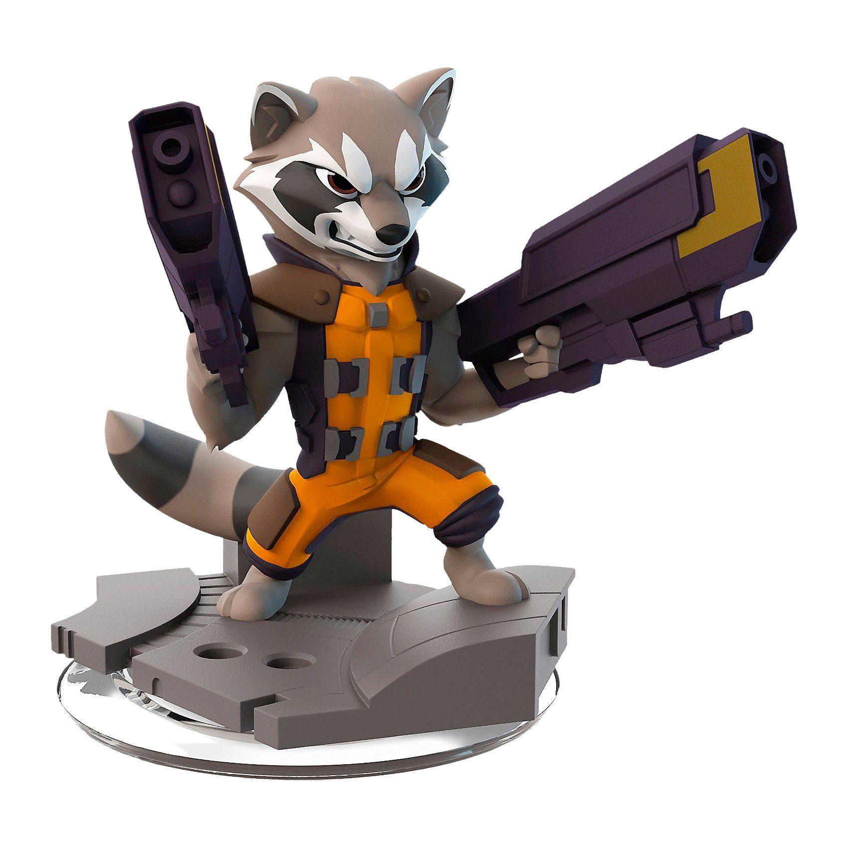 ak tronic Disney Infinity 2.0: Einzelfigur Rocket Raccoon