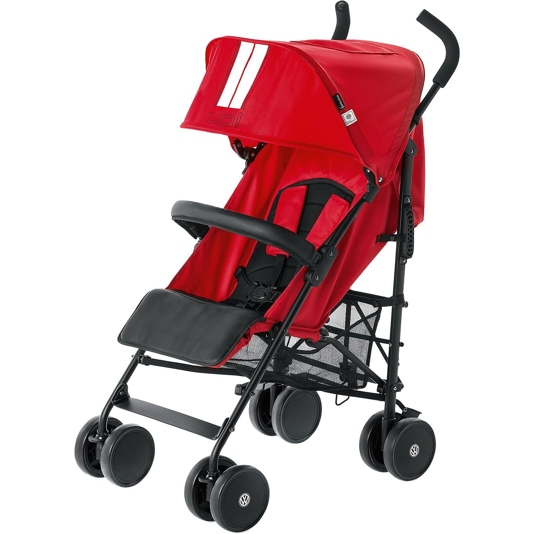 knorr-baby Buggy Volkswagen up!, Rot