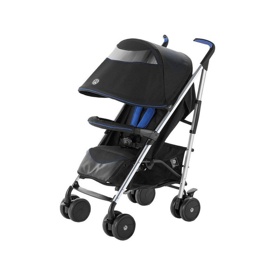 knorr-baby Buggy Volkswagen Convert, schwarz-blau in blauschwarz