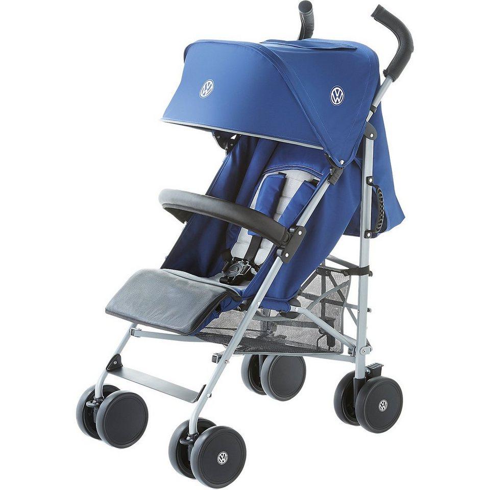 knorr-baby Buggy Volkswagen Compact, Blau in blau
