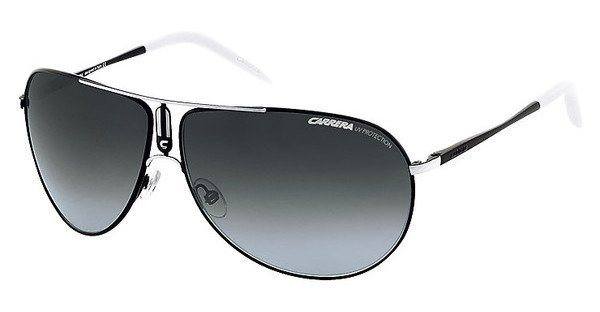 Carrera Sonnenbrille » GIPSY« in HMF/V4 - schwarz/grau
