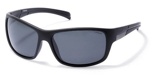 Polaroid Sonnenbrille » P8360« in KIH/Y2 - schwarz/grau