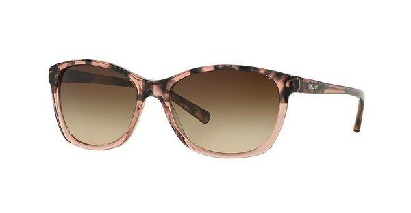 DKNY Damen Sonnenbrille » DY4093«, braun, 370213 - braun/braun