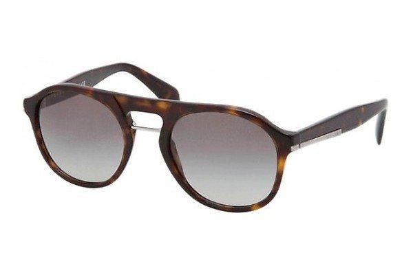 Prada Herren Sonnenbrille » PR 09PS« in 2AU3M1 - havana braun / grau