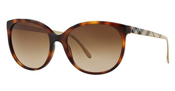 Burberry Damen Sonnenbrille » BE4146« in 340713 - braun/braun