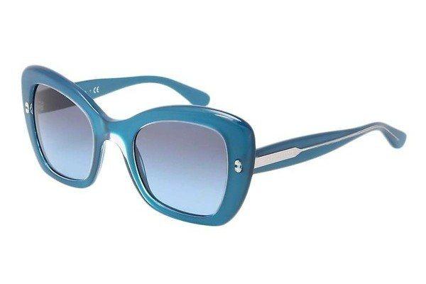 Dolce & Gabbana Damen Sonnenbrille »PEARL DG4205« in 27768F -  blau / blau