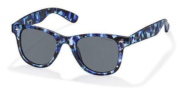 Polaroid Sonnenbrille » PLD 6009/S S« in PRK/C3 - blau