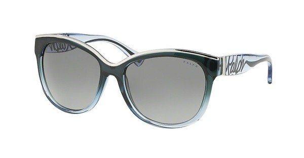 Ralph Damen Sonnenbrille » RA5178« in 123011 - schwarz/grau