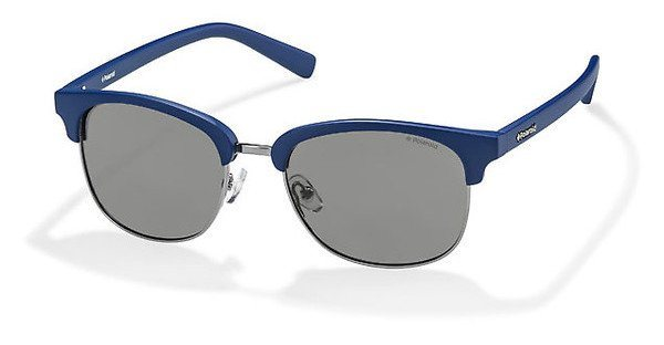Polaroid Herren Sonnenbrille » PLD 1012/S« in PRF/AH - silber/grau