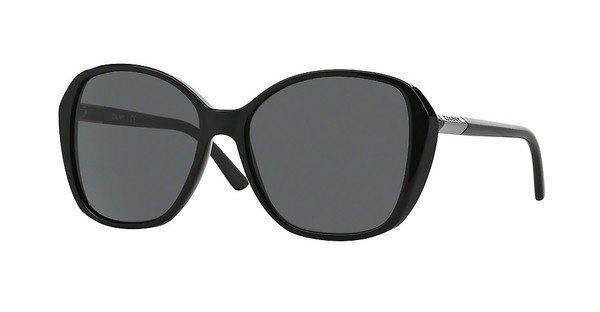 DKNY Damen Sonnenbrille » DY4122« in 300187 - schwarz/grau