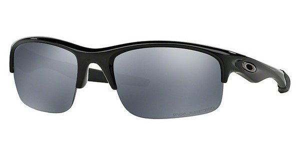 Oakley Herren Sonnenbrille »BOTTLE ROCKET OO9164« in 916401 - schwarz/schwarz