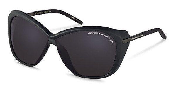 Porsche Design Damen Sonnenbrille » P8603« in E - schwarz/grau