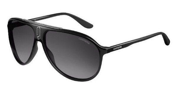 Carrera Herren Sonnenbrille » CARRERA 6015/S« in D28/IC - schwarz/ silber