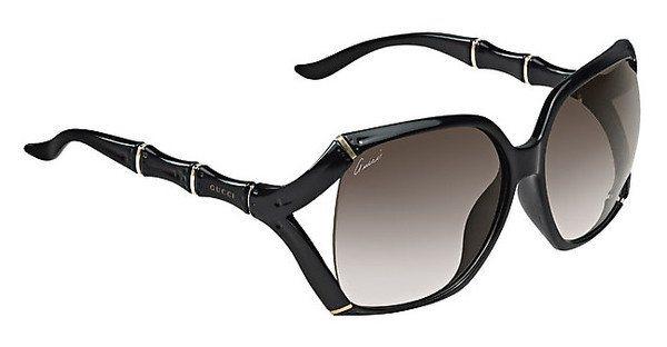 Gucci Damen Sonnenbrille » GG 3508/S« in D28/HA - schwarz/braun