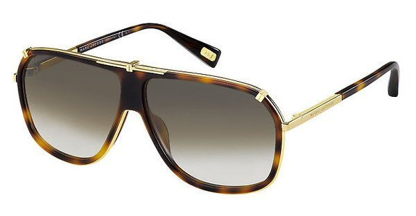Marc Jacobs Sonnenbrille » MJ 305/S« in 001/JS - gold/braun