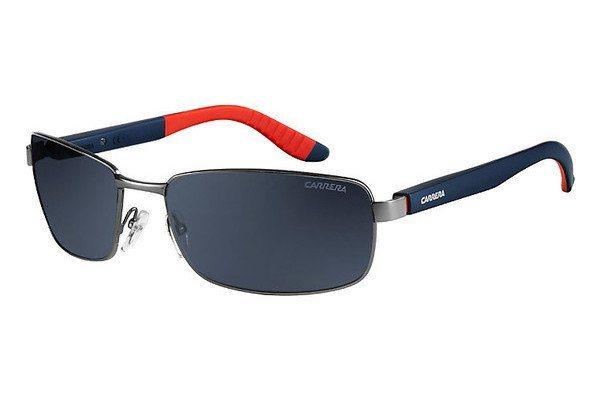 Carrera Herren Sonnenbrille » CARRERA 8004« in 0RR/TD - silber/grau